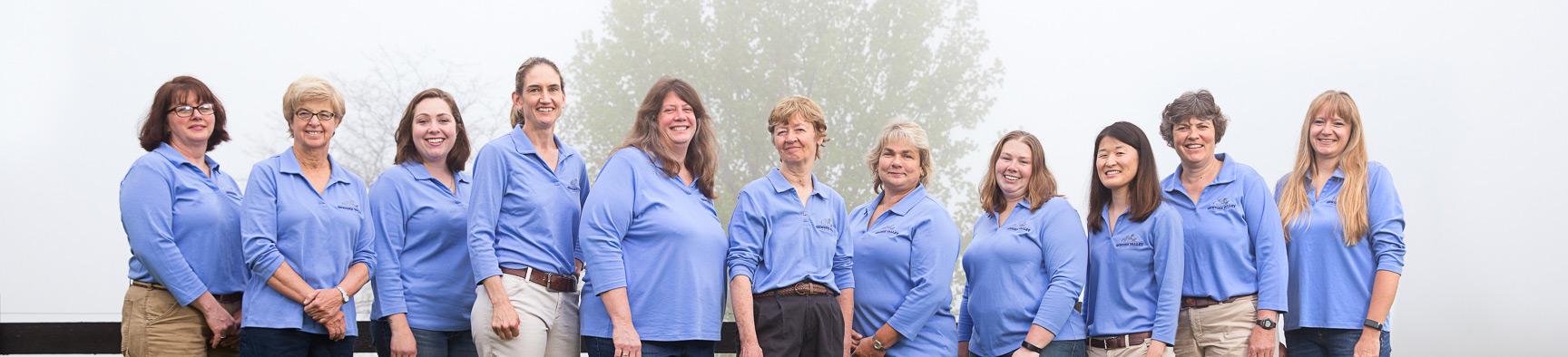 GVEC staff